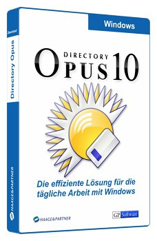 Directory Opus 10 Upgrade (5 PCs + 1 Laptop)