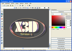Xara3D - The Number 1 for 3D web graphics