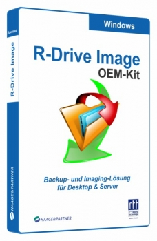 R-Drive Image 6 OEM-Kit (Win)