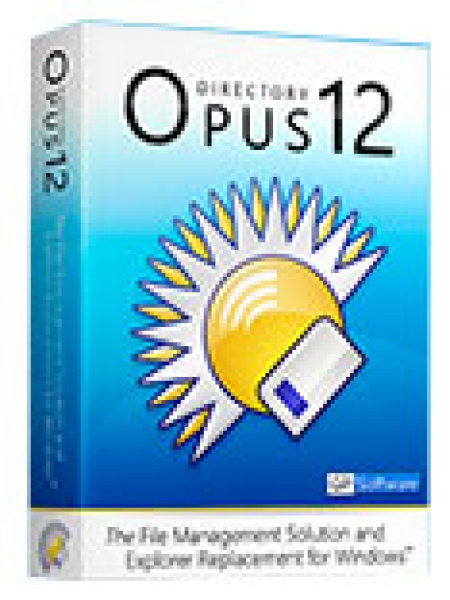 Directory Opus Pro 12 (2 PCs + 1 Laptop + 1 USB Portable Version)