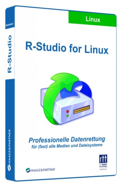 R-Studio for Linux Network